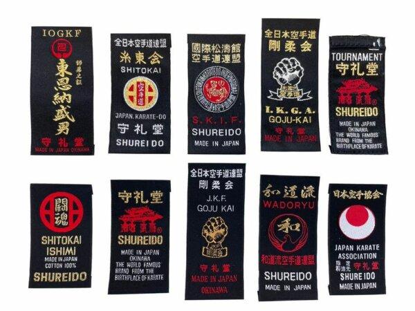 etiquetas estilos shureido
