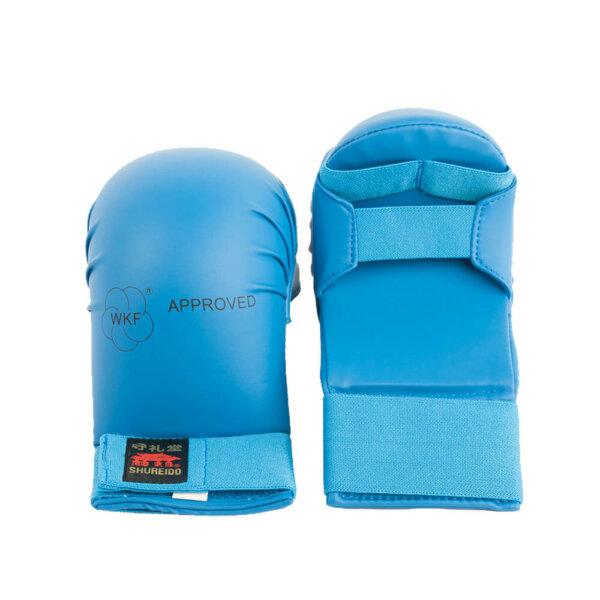 guantillas-azules-shureido-karate-wkf