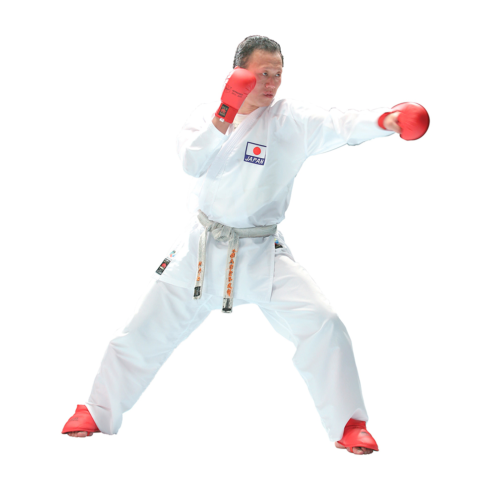 karategi shureido kumite wkf