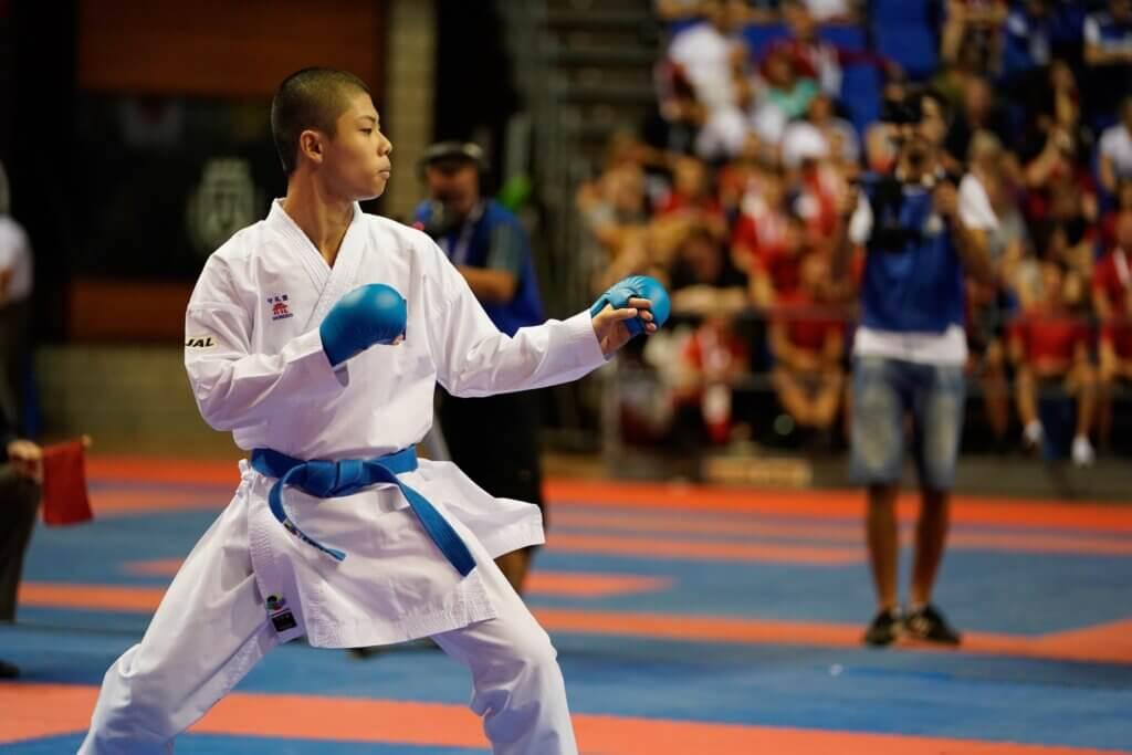competition karategi