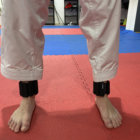 pulsera entrenamiento karate