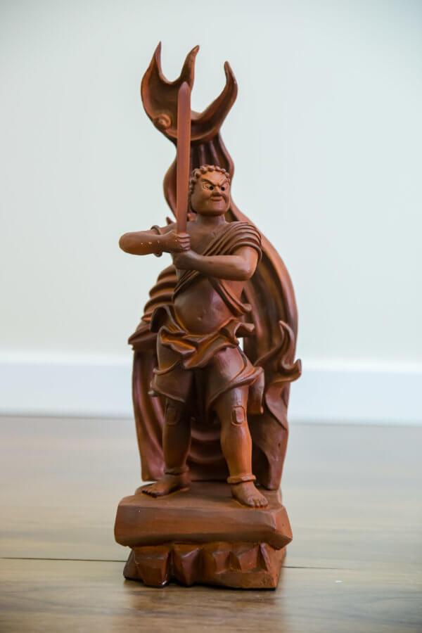 toto musashi estatua
