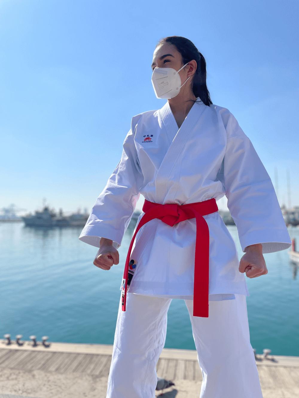 Cómo lavar y conservar tu karategui Shureido (según nuestros clientes).
