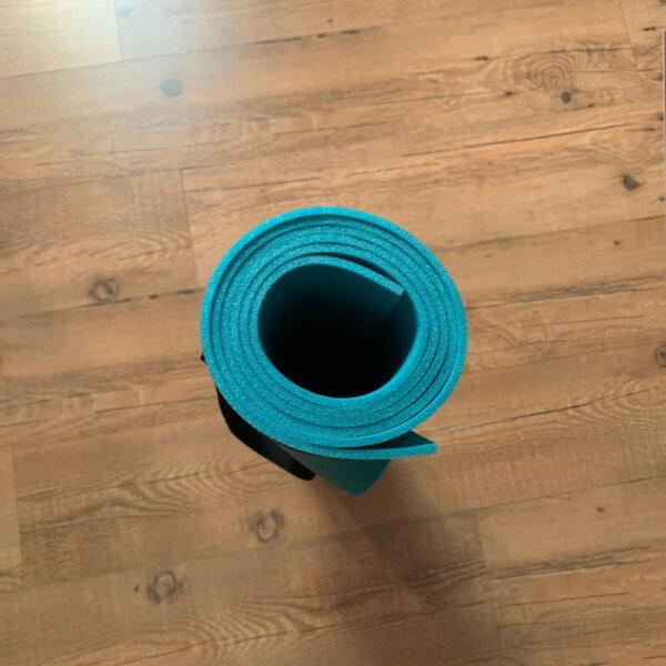 Mat para yoga Trocellen antideslizante enrollado