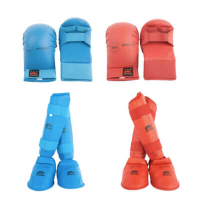 Fist and Shin Guards bundle
